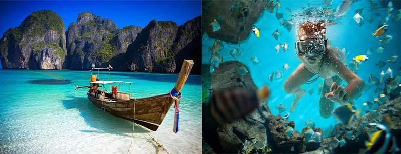 voyage tunisie thailande